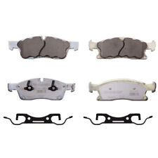 Ceramic Front Brake Pads for 12-18 Mercedes-Benz (OEX1629)