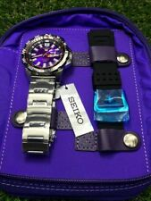 New Seiko PURPLE Mini Monster THAILAND Limited Edition SRPB75K #/1700 Pcs only