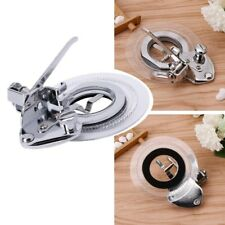 Multifunctional Flower Stitch Circle Embroidery Presser Foot For Sewing Machine