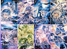 Tegami Bachi Series MANGA by Hiroyuki Asada Collection Set Volumes 9-16!