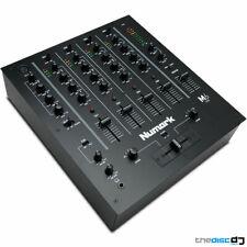 Numark M6 USB 4-Channel DJ Mixer - Black