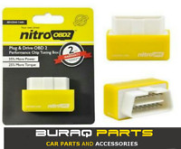 NITRO PETROL ENGINE TUNING ECU REMAP PERFORMANCE BHP POWER OBD2 CHIP BOX
