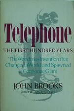 TELEPHONE - 1ST 100 YEARS - AT&T, 1976 BOOK