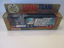 1996 Matchbox Philadelphia Eagles Transporter