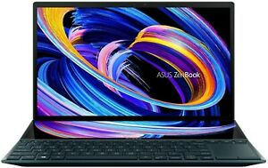 ASUS ZENBOOK DUO 14 FHD CORE I7-1165G7 16GB RAM 512GB SSD MX450 2GB GRAPHICS