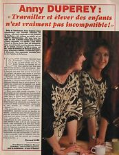 Coupure de presse Clipping 1988 Anny Duperey  (1 page)