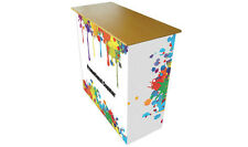 Fabric Pop Up Counter Display 5.25 x 2.75 Ft