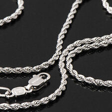 Mens Necklace stainless steel Heavy Rope Hip Hop Tungsten Chain  51cm