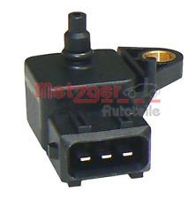 Sensor, Saugrohrdruck für Gemischaufbereitung METZGER 0906081