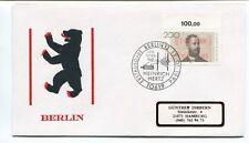 1994 Berlin 12 Erstausgabe Steinikestrabe Hamburg Deutsche Bundespost SPACE NASA