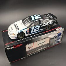 Ryan Newman Team Caliber 1/24 Diecast Nascar #12 Alltel Mobile 1 2004 Dodge NEW
