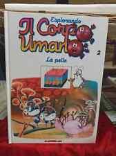 ESPLORANDO IL CORPO UMANO VOLUME N°2 LA PELLE   DE AGOSTINI 1990