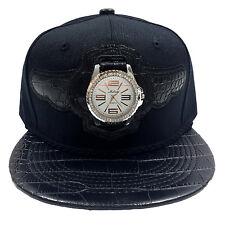 WATCH CAP Black HAT