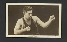BOYS FRIEND - RISING BOXING STARS - #1 GEORGE COOK