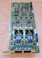 DiaLogic D/41ESC-Euro International 4-Port Voice Processing Board 96-0585-002