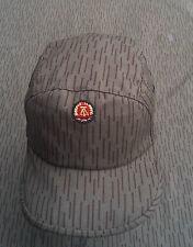 NVA Capmütze Basecap Cap Strichtarn UTV gr.2 56-57 Uniform Feldmütze Grenze