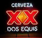 "New Cerveza XX Dos Equis Neon Sign Beer Bar Pub Gift Light 17""x14"""