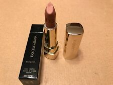 "Dolce & Gabbana The Lipstick ""60 Naked"" Shine Lipstick 0.12 Oz New In Box"