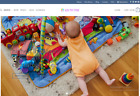 Kids Toys Store Drop shipping Turnkey Business Website