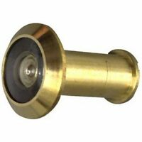 National Hardware V805 Door Viewer in Solid Brass