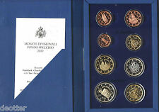 SAN MARINO   2010  PROOF  << NIEUW en ZELDZAAM >>