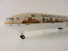 SAUDIA Boeing 777-300ER LANDMARK 1/200 Hogan 11168 777 SPECIAL COLOURS Saudi