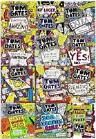 Tom Gates Collection 12 Books Set Brand New, Excellent Ideas, A Brilliant World