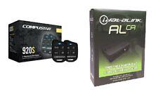 Compustar CS920-S 1-Way 1000-ft Remote Car Start & Keyless Entry Kit & ALCA