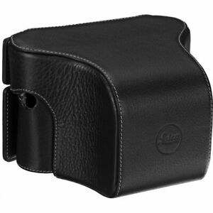 Leica Ever-Ready Case for Leica M or MP Camera with Short Front Section (Black