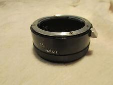 Nikon M2 Macro Tubo Para F sistema Excelentes Condiciones Casi Nuevo