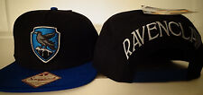 Harry Potter Ravenclaw Snap Back Black Hat Nwt