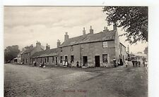 INVERESK VILLAGE, near MUSSELBURGH: East Lothian postcard (C6356).