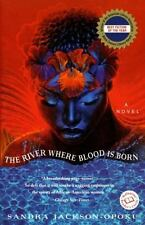 The River Where Blood Is Born (Ballantine Reader's Circle)-ExLibrary