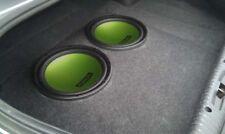"""EMPTY! Ford FPV BA BF Falcon xr6 xr8 dual 12inch sub 12"""" subwoofer box"""
