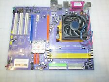 ECS KN1 SLI Lite (1.0A) 939 NVIDIA nForce4 SLI ATX AMD Motherboard + CPU