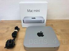 More details for #74 late 2014 apple mac mini i5 2.6ghz, 16gb ram, 1.12tb fusion drive, big sur