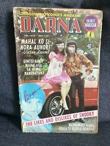 1971 DARNA Komiks Magasin Blg 99 Vintage Collectible Comics from Philippines