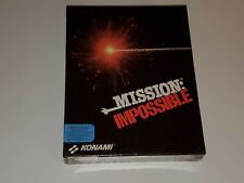 Mission Impossible (PC, DOS, Tandy, 1991) SEALED, Rare Konami Game