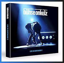 """Böhse Onkelz """"live in dortmund II"""" 2CD NEU Album 2017"""