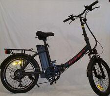 VELO ELECTRIQUE PLIABLE 250W-36V-13A NEUF,vélo électrique de ville pliant mixte