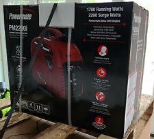 *NEW* Powermate PM2200i 1700-Watt 2200-Watts MAX Gasoline Powered Generator