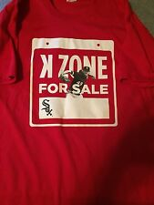 Chicago White Soxs Kzone Shirt XL