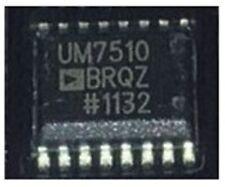 1 * UM7510 Digital Isolator for Samsung Plasma TV's 16 pin SMT UM7510BRQZ