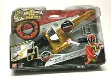 Bandai Power Rangers Super Samurai Spin Sword Weapon Brand New Rare