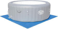 More details for bestway bw58220-20 flowclear pool floor protector, ground sheets for hot tub, 9