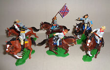 Revels  CONFEDERATE CAVALRY American Civil War DSG Argentina Soldiers Britains