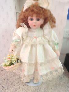 "Hillview Lane "" Bridget"" limited edition doll 16.5"""