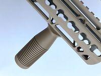 FDE KeyMod Tactical Vertical Grip Ergonomic Forward Foregrip  w/ Storage