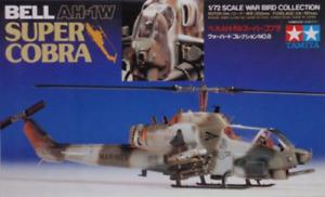 Tamiya 1/72 Bell Ah-1W Super Cobra