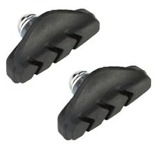 CLARKS CP250 50mm vélo de route cycle frein support integral blocks pads (paire)